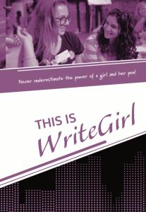 Sound Generation book graphics WriteGirl